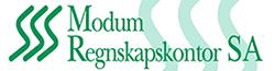 Modum Regnskapskontor Logo